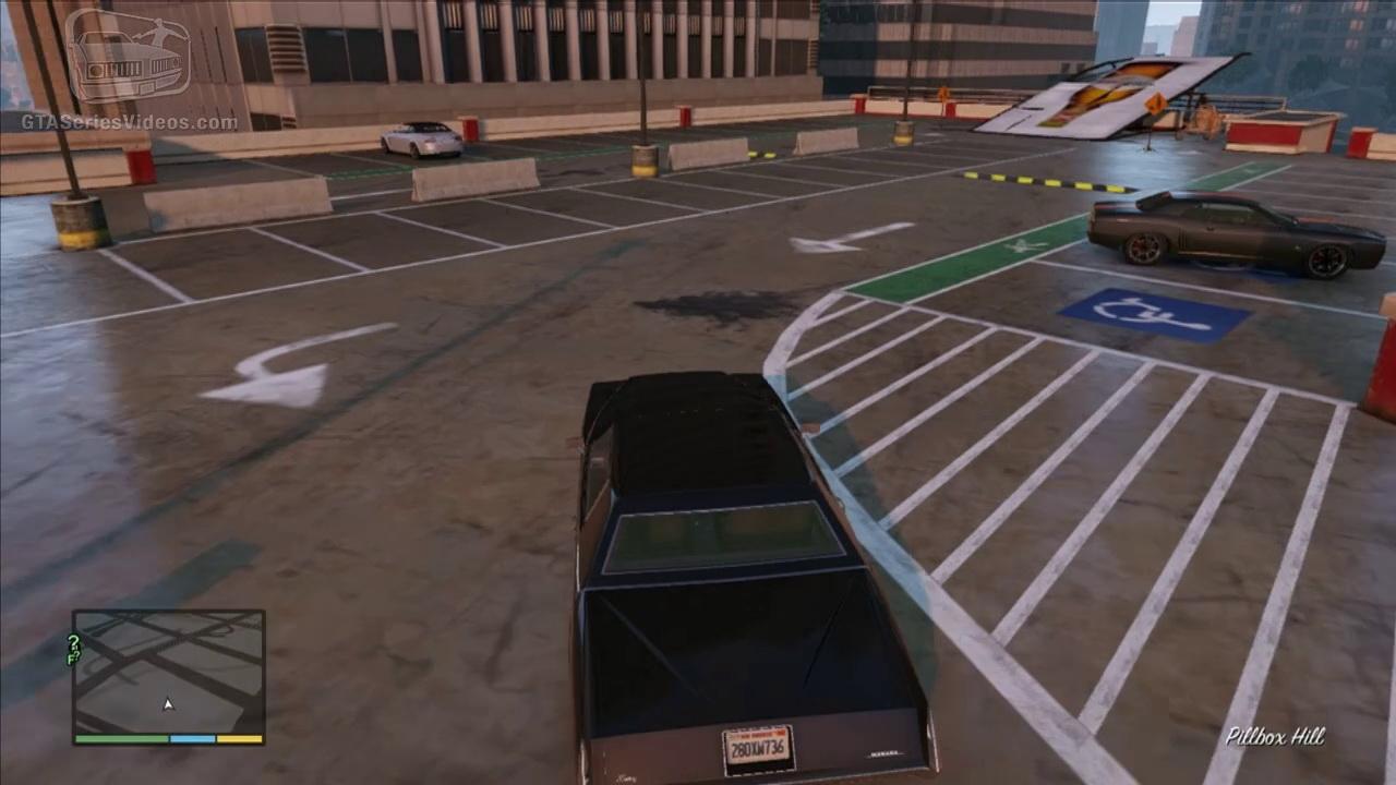 Gta gta 5 soluzione gauntlet for Distaccato due piani di garage per auto