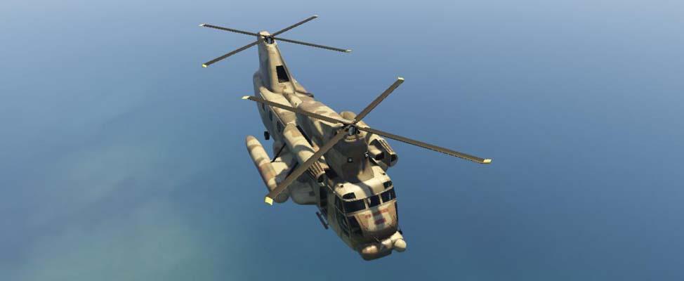 Un Elicottero Di Massa 15000 Kg : Gta series veicoli elicotteri