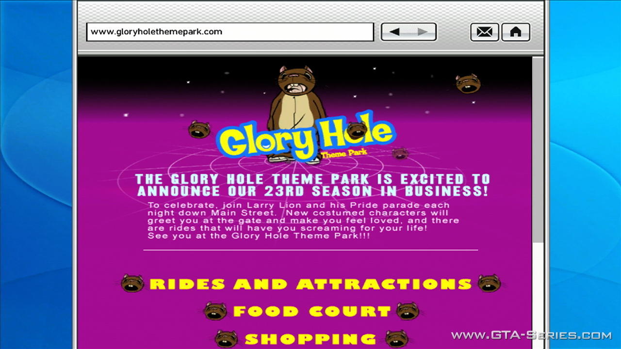 Commit Glory hole theme