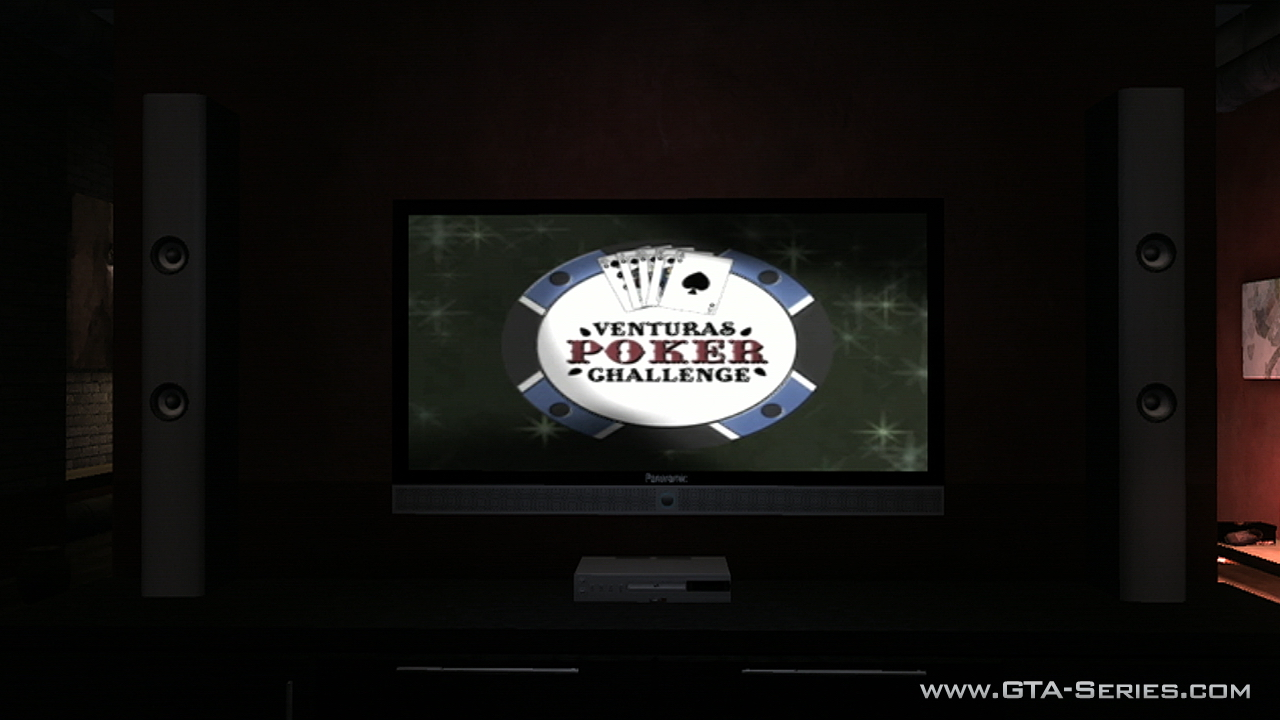 Gta 4 venturas poker challenge
