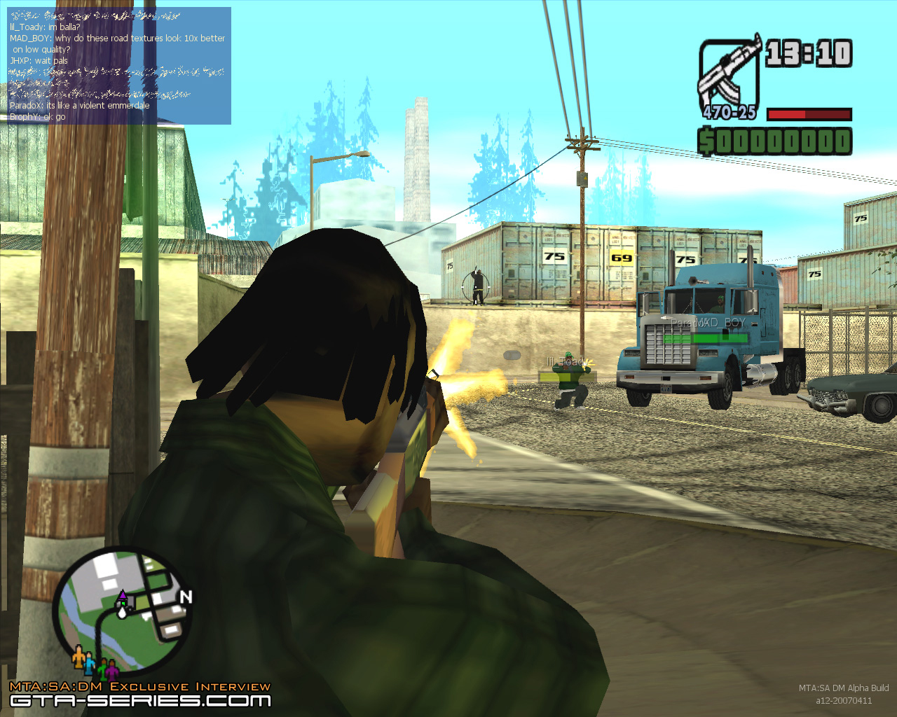 GTA-Series com » GTA: San Andreas » Articoli
