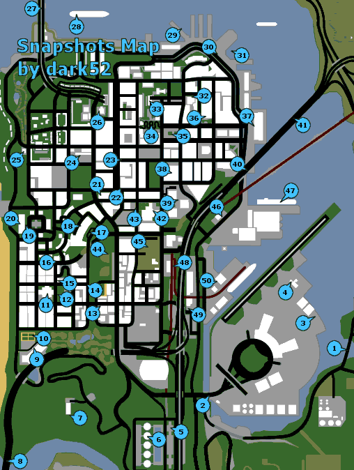 san andreas snapshots with Mappe on Grand Theft Auto 5 Pc Download Free Full Version furthermore Body armor Los Santos  GTA San Andreas as well Horseshoes Las Venturas  28GTA San Andreas 29 as well Gtasa map2 further .