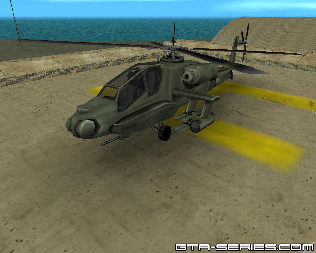 Elicottero Usato : Gta series.com » gta: vice city » velivoli